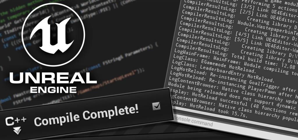 UE4 Code Blog Header