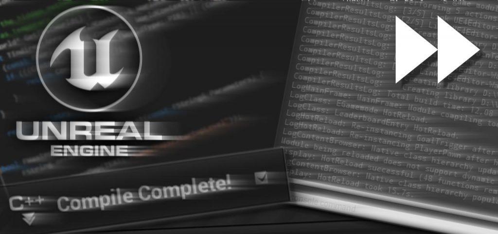 UE4 Coding: Speeding up Compilation | Vhite Rabbit Website